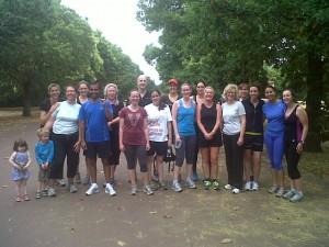 Greenwich Runners 5k July 2013